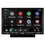 ATOTO F7 Autoradio, CarPlay & Android Auto Receiver mit Bluetooth, MP3, Telefonspiegelung (Auto...