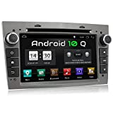 XOMAX XM-D03LA Autoradio mit Android 10 passend für Opel Corsa, Astra, Vectra, Zafira etc. I 2 GB...