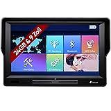 Elebest 90+ Navigationsgerät Windows Großes 9 Zoll (22,8 cm) Display Touchscreen PKW LKW Wohnmobil...