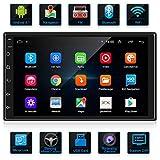 ANKEWAY 7 Zoll RDS Android Autoradio 2 DIN Bluetooth Autoradio FM Radio GPS Navigation,...