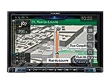 Alpine X803D-U - Autoradio mit integrierter Navigation und kapazitivem 8-Zoll Display, Apple...