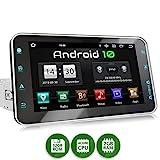 XOMAX XM-VA801 Autoradio mit Android 10, QuadCore, 2GB RAM, 32GB ROM, 8 Zoll / 20,3cm Touchscreen,...