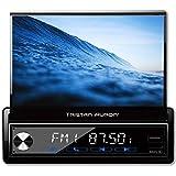 Tristan Auron BT1D7027A Android 10.0 Autoradio I 32GB ROM I 7'' Touchscreen I GPS Navi I Bluetooth...