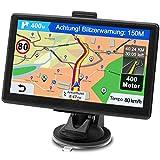 GPS Navi Navigationsgerät für Auto, Navigation für Auto PKW LKW Navi 7 Zoll Lebenslang...
