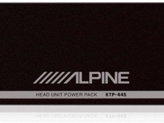 Alpine KTP-445
