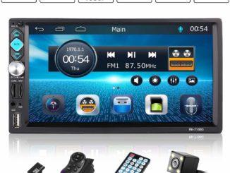 Autoradio GPS Navigation, OUTAD Wince 7