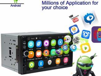 Ezonetronics Android Autoradio Stereo 7 Zoll