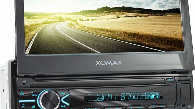 XOMAX XM-V746 Autoradio mit Mirrorlink
