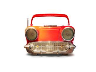 Was war das erste Autoradio